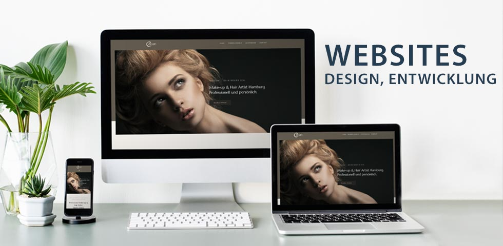 Webdesign in Dachau